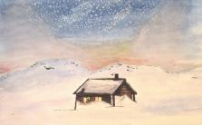 Watercolor. 2015.